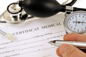 Rédaction des certificats médicaux
