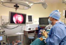 Chirurgie endonasale et nouvelle instrumentation : chirurgie assistée par ordinateur et microdébrideur