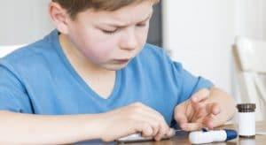 Clinique et diagnostic du diabète de l'enfant