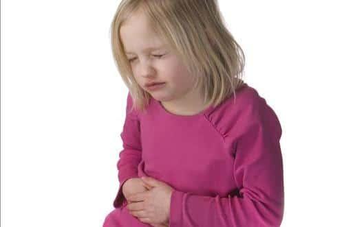Douleur abdominale aiguë de l'enfant