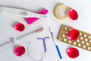 Grossesse, contraception, ménopause et diabète