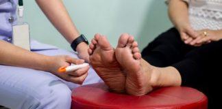 Neuropathies du diabète