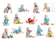 Développement psychomoteur de l'enfant