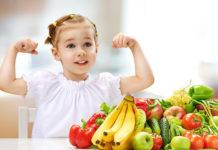 Besoins nutritionnels du nourrisson et de l'enfant
