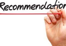 Recommandations ANAES et références