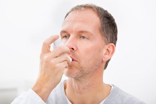 Trouble ventilatoire restrictif
