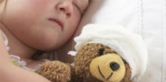 Tumeur abdominale de l'enfant